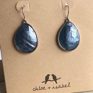 Chloe+Isabel Drop Earrings 💙💛